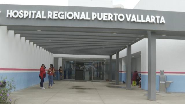 Aumentan casos de COVID en el Hospital Regional de Vallarta