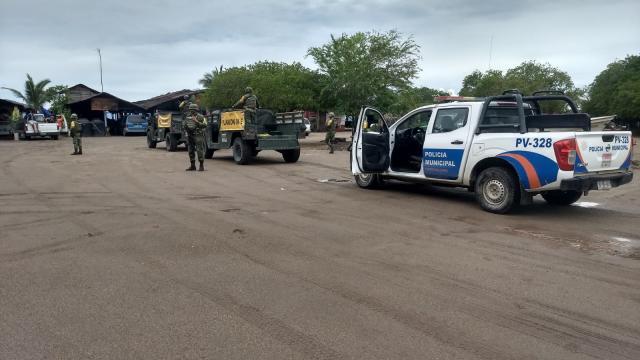Autoridades recorren márgenes del Río Ameca y Mascota