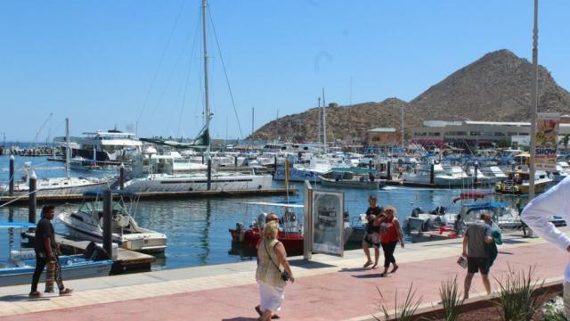 Zona turística de Cabo San Lucas
