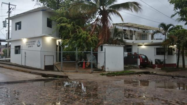 Calles limpias evitarán inundaciones en Portales
