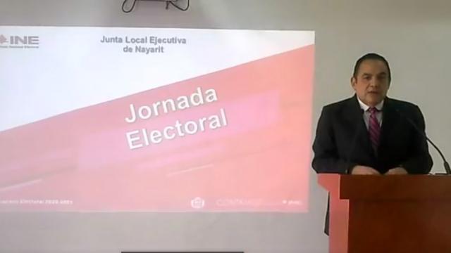Complicada votación por sustitución de candidato