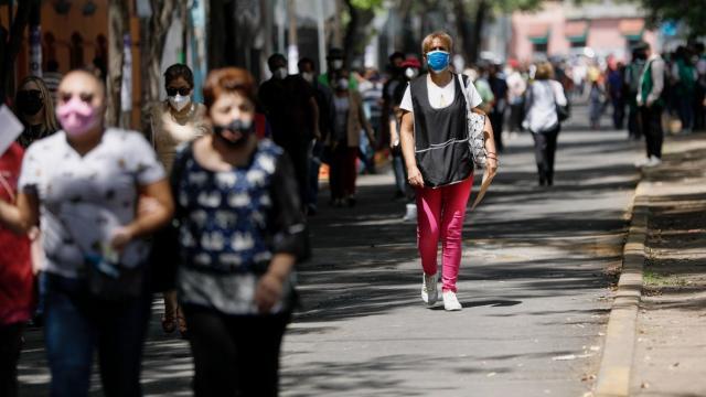 México registra mil 993 contagios y 60 muertes por Covid-19