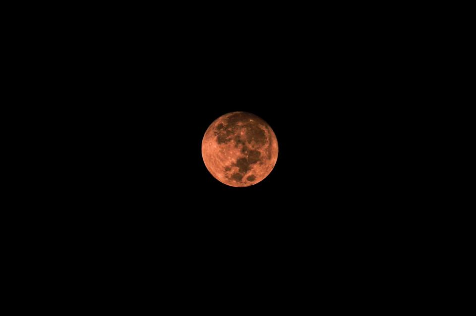 ¿Cuándo y a qué hora se verá la Luna de Fresa?