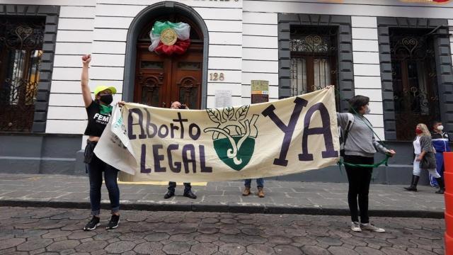 ¡Se logró! Hidalgo despenaliza el aborto voluntario