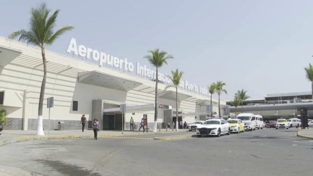 En crecimiento pasajeros aéreos de Puerto Vallarta