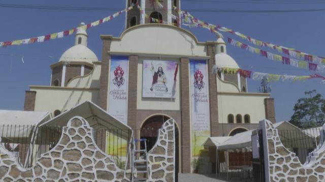 Este viernes celebran fiestas del Sagrado Corazón en Ixtapa