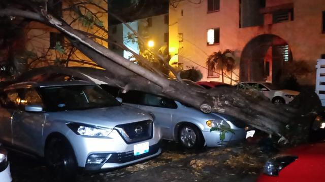 Causa estragos primera tormenta de la temporada en Vallarta