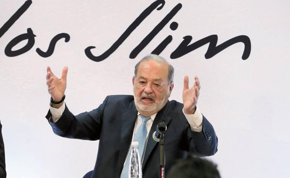 Grupo Carso pierde en la bolsa mexicana 3 mil 141 mdp