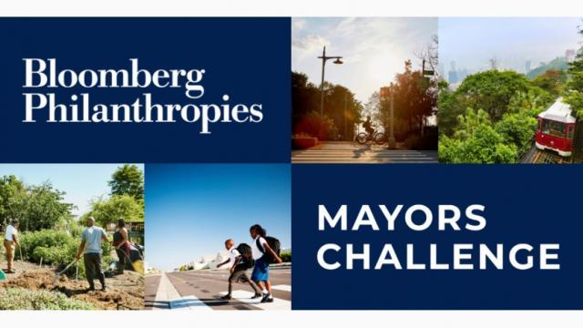 Guadalajara es finalista en los Global Mayors Challenge