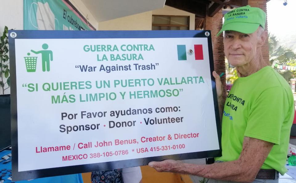 Acuerdo ciudadano para no contaminar busca recabar más de 150 mil firmas en Vallarta