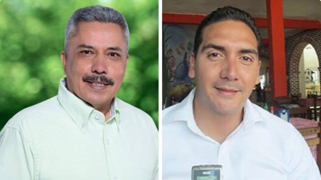 Se confirman ganadores Héctor Santana y Alejando Regalado