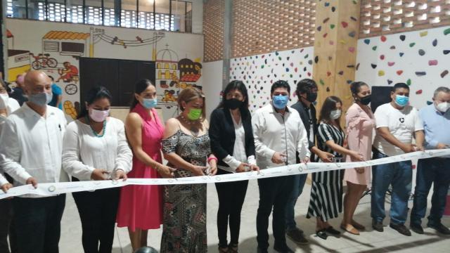 Inauguran el Centro Cultural del Pitillal