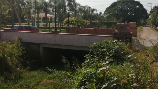 Riesgos de inundaciones en el Colomo, Nayarit