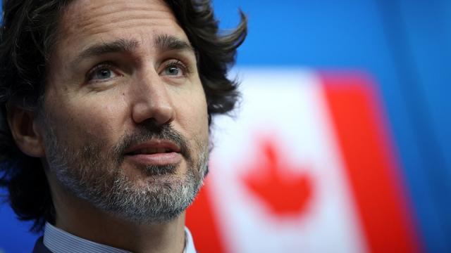 Justin Trudeau habla sobre el hallazgo de restos de niños indígenas en internado católico