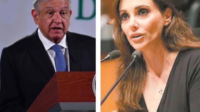 Lilly Telléz presenta juicio contra AMLO