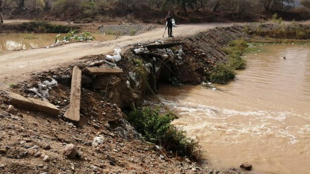Lluvia no afectó paso Guayabo ni San José, Bahía de Banderas