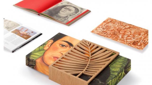 Los sueños de Frida Kahlo en un libro coleccionable