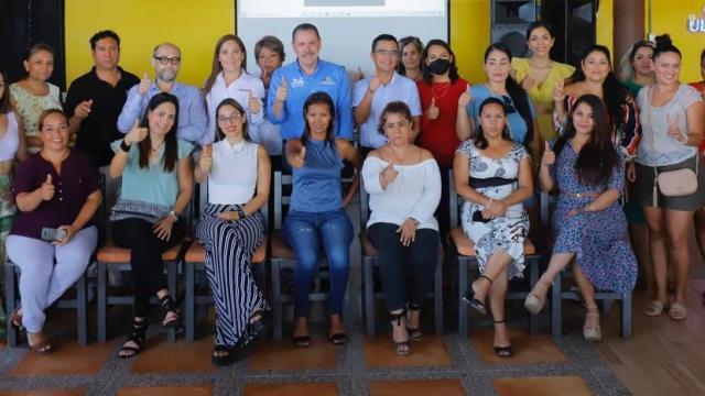 Mujeres empresarias se suman al Proyecto Jaime Cuevas