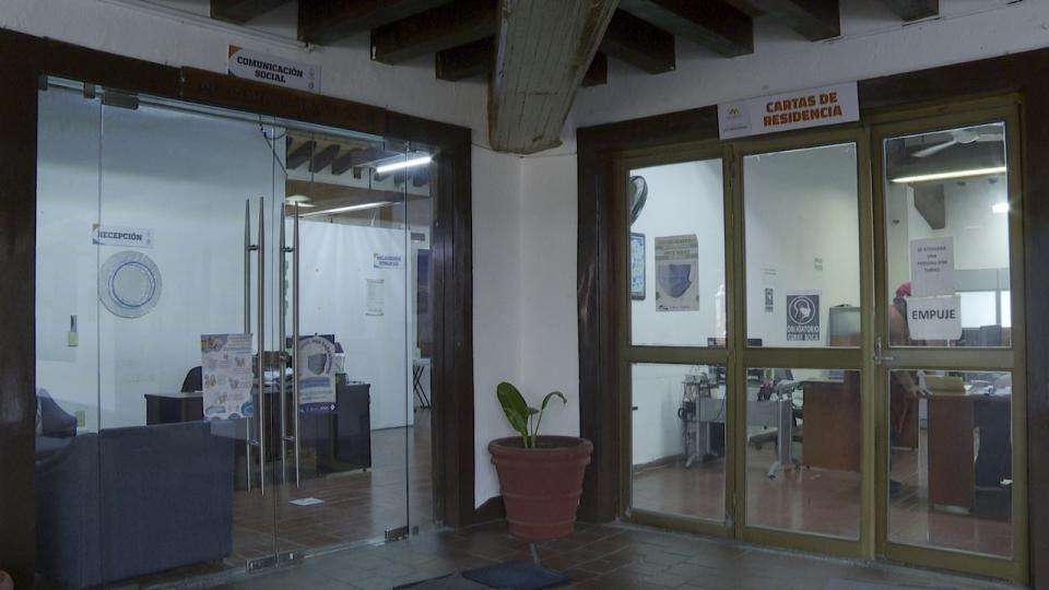 Oficinas del ayuntamiento