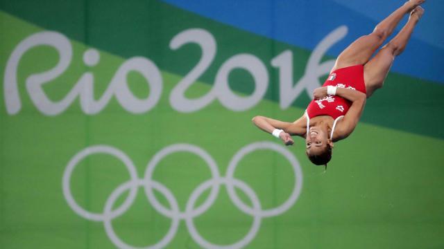 Paola Espinosa queda fuera de los Juegos Olímpicos