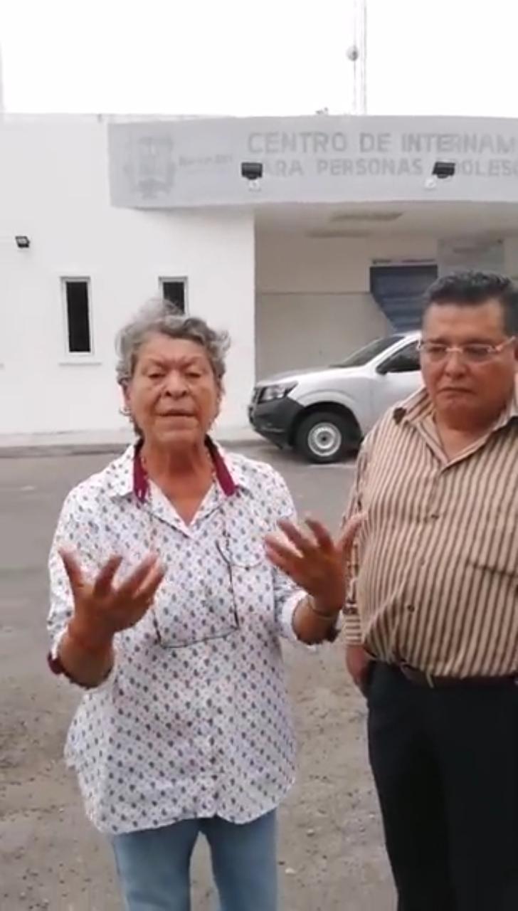 Paty Aguilar salió libre de prisión