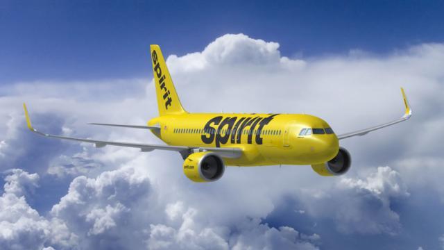 Llega Spirit Airlines a Vallarta con vuelos internacionales
