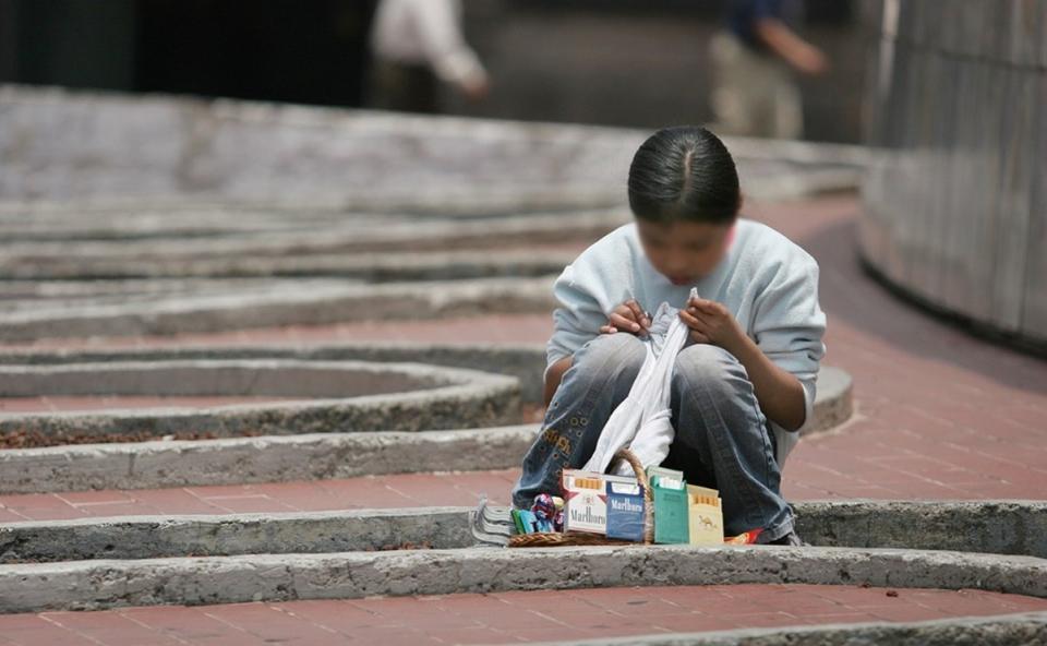 Trabajo infantil en el mundo