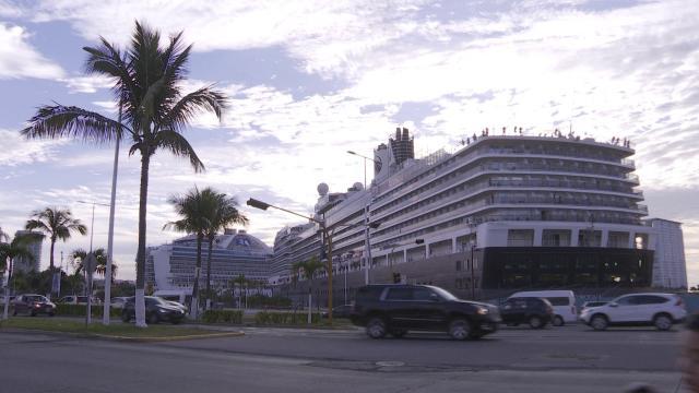 Vallarta recibirá cruceros de prueba solo con tripulantes