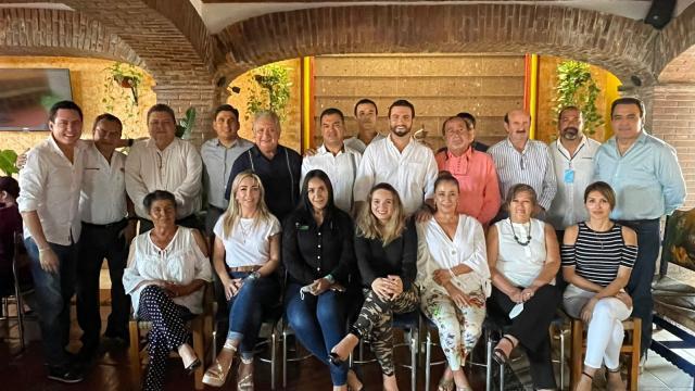 Voto inteligente es por Munguía: empresarios