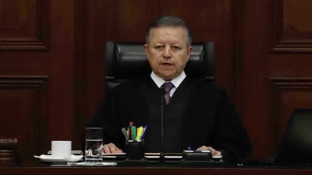 Pedirá Zaldívar al Pleno de la Corte destrabar controversia