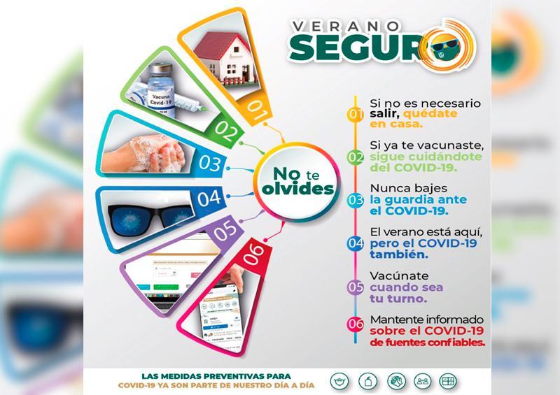 Experto del IMSS Jalisco da pautas de prevención de COVID-19
