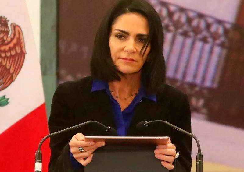 Lydia Cacho acusa a magistradas de venderse a la delincuencia