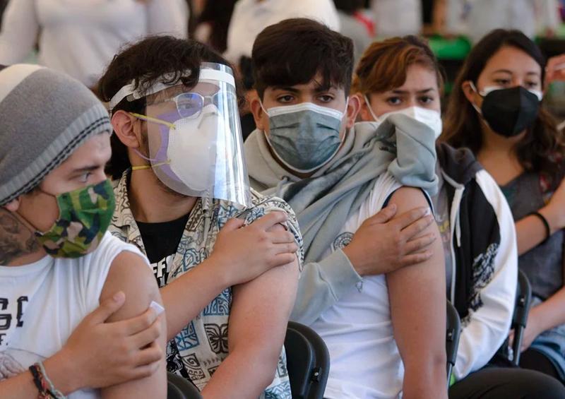 La Ciudad de México continúa siendo la entidad con más casos acumulados del país