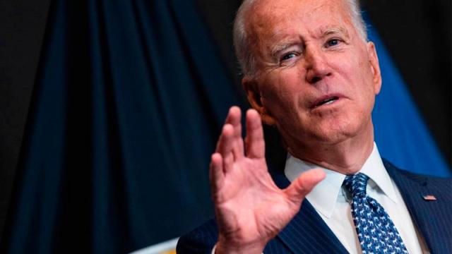 Biden acusa a Rusia de querer interferir en elecciones de 2022