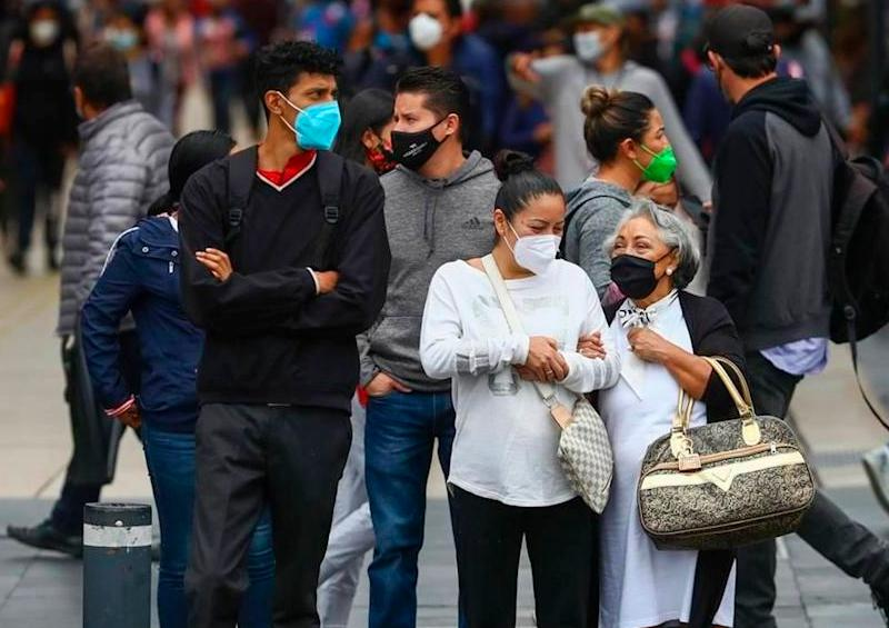 México acumula 275 mil 446 muertes por Covid-19