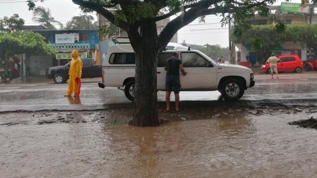 Advierten lluvias y rachas de viento en Jalisco