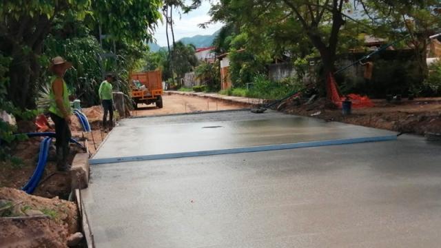 Cincuenta proyectos en proceso tiene Obras Públicas