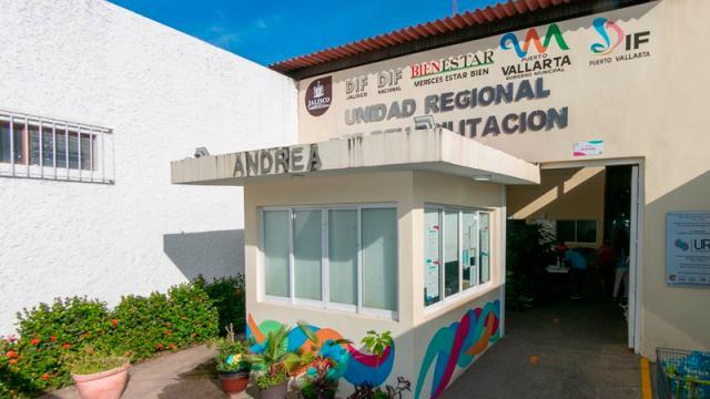 Unidad de Rehabilitación de DIF opera con medidas sanitarias
