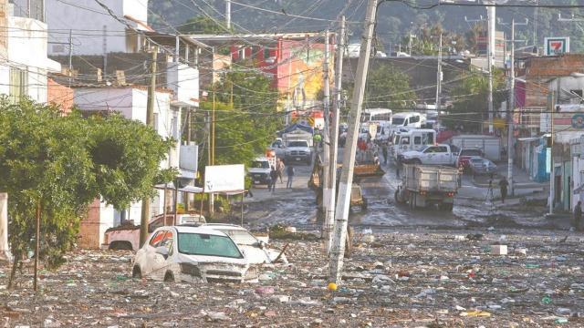 Afectan inundaciones 310 viviendas en Zapopan