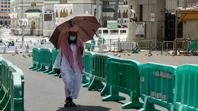 Arabia saudita exige esquema de vacunación completo para salir del país