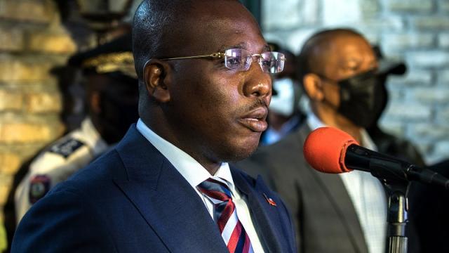 Primer ministro de Haití