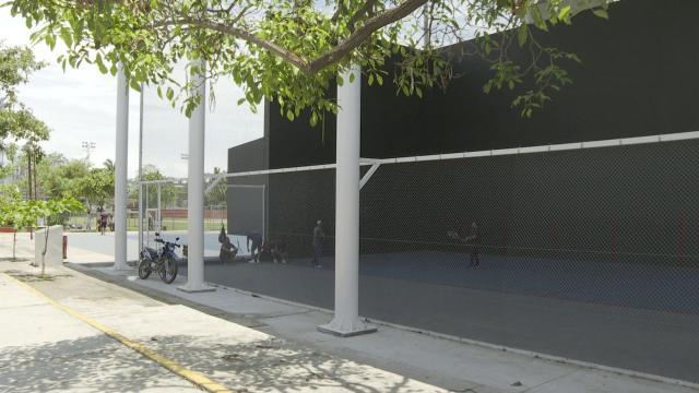No deben cerrar canchas de Frontenis de la Unidad Deportiva