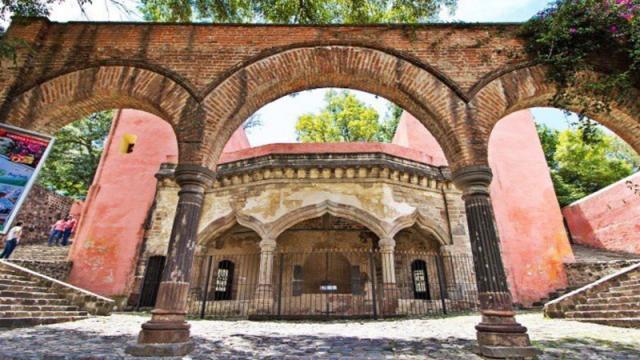 Catedral de Tlaxcala es un patrimonio cultural