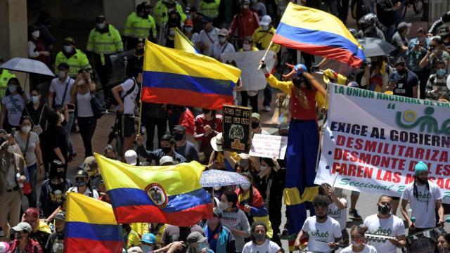 Colombia se alista para nueva jornada de protestas