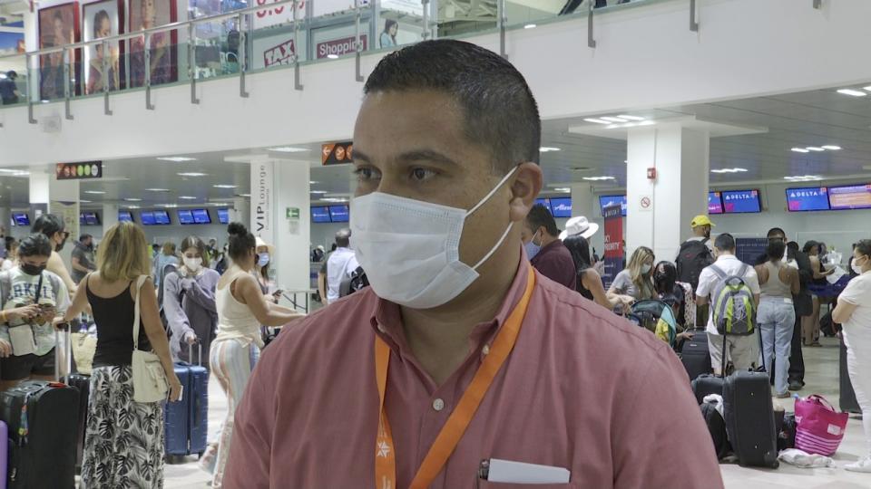 Director del Aeropuerto Internacional de Puerto Vallarta