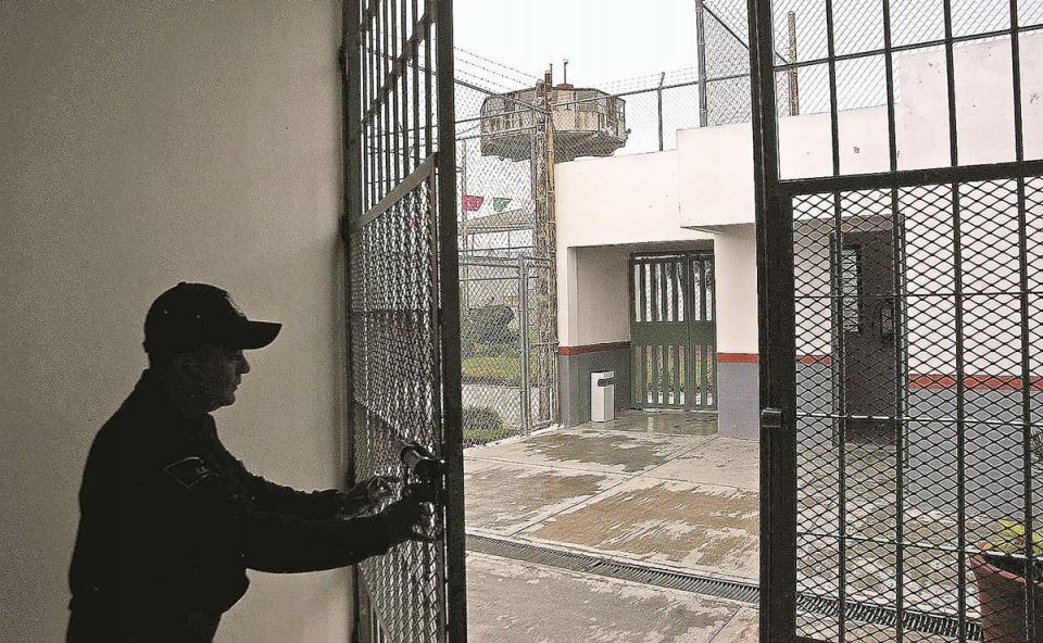 Liberación de internos