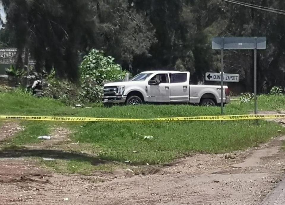 Enfrentamiento en Tepic deja dos sicarios muertos
