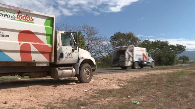 Fallas mecánicas afectaron recolección de basura