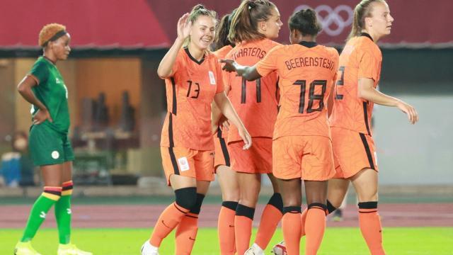 Deportistas holandeses dieron positivo a Covid-19