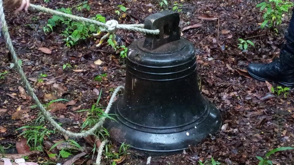 Intentan robar campana de iglesia en colonia Vista Hermosa